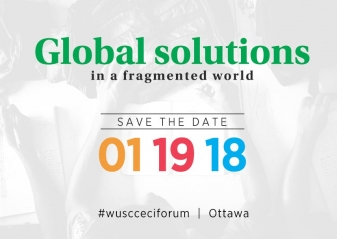 2018 WUSC and CECI International Forum