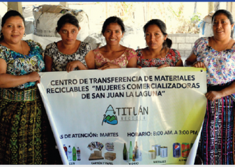 Case study : The Atitlán Recicla Project