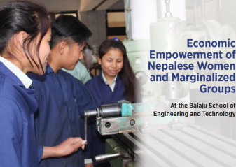 Economic Empowerment of Nepalese Women and Marginalized Groups