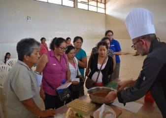 THE CHOCOLATE ROUTE: Empowering Chocolate Producers in the Peruvian Amazon